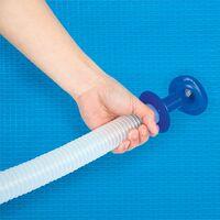 Kit nettoyage piscine Bestway - Brosse Aspirateur Écumeur Manche Filet Piscine Skimmer