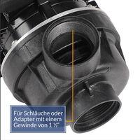 Pompe pour systèmes de filtration à sable IPX5 eau piscine au choix 400W (de)