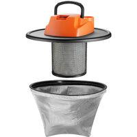 Aspirateur de cendres multifonction électrique 1200W 20 L filtre cendres aspiré