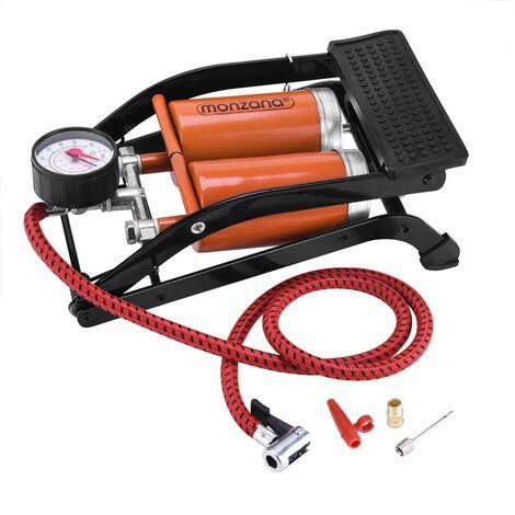 Reserveschlauch für Fußluftpumpe Ersatzschlauch Fahrrad Luftpumpe Auto PKW Pumpe