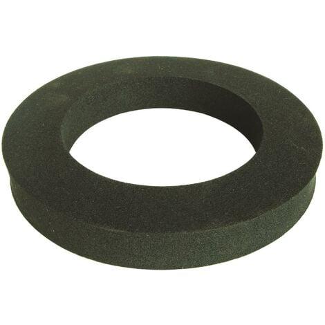 Joint de cuvette de réservoir rondelle en mousse##NewLine##Dimensions : 110x70x9