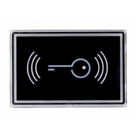 DRFID-Lecteur de badge RFID (emplacement 2 hauteurs) CAME 61800290