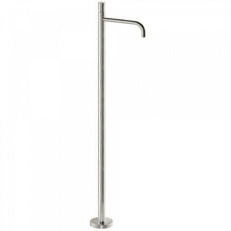 Robinet sur pied pour lavabo corps encastré inclus - TRES 26285302AC