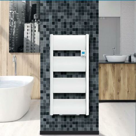 Sèche-serviettes électrique NOIROT SEYCHELLES 2 Soufflant 1500W (500W+1000W) - K2215SEAJ