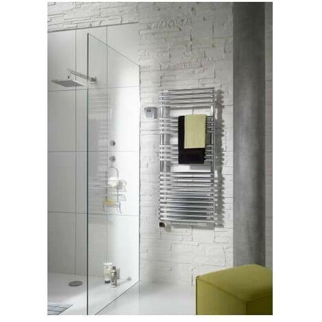 Sèche-serviette Soufflant ACOVA - CALA + AIR chromé électrique 1500W (500W+1000W) TLNO050-050IFS