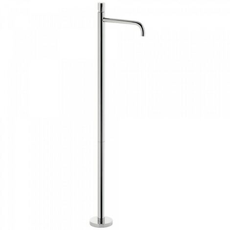 Robinet sur pied pour lavabo corps encastré inclus - TRES 26285302