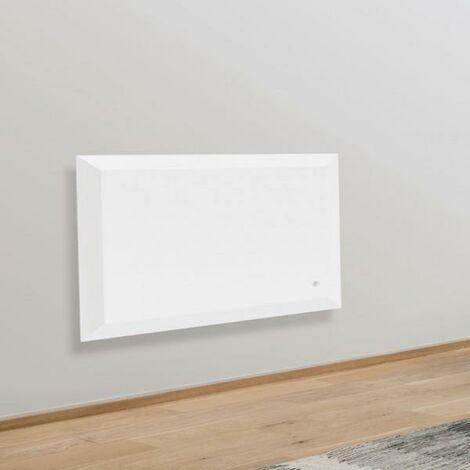 Radiateur électrique CAMPA REVERSO 3.0 Bas Blanc 1000W REED10HBCCB
