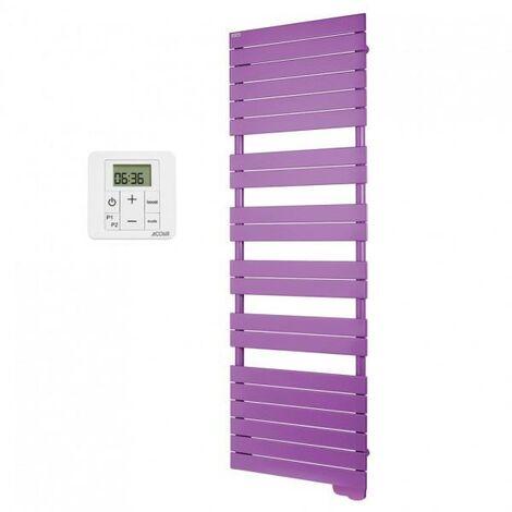 Sèche-serviette ACOVA - REGATE MIXTE avec télécommande 583/600W - ASX-126-050/GF