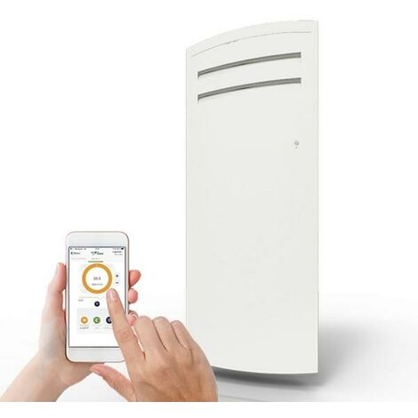 Radiateur Applimo ADAGIO VERTICAL Smart ECOcontrol 2000W 0012887SE
