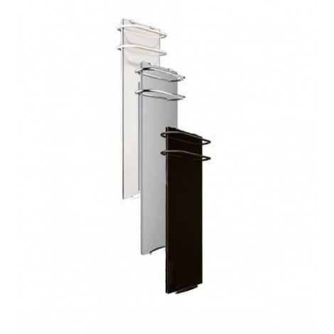 Sèche-serviettes électrique soufflant CAMPA Campaver-bains Select 3.0 Noir Astrakan 1000W CVVS10SEPB
