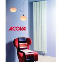 Radiateur électrique ACOVA - FASSANE Vertical 750W - inertie fluide - THX-075-150-TF