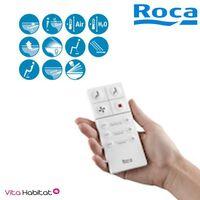 Toilette lavante - IN WASH Inspira suspendue blanc - ROCA A803060001