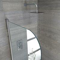Pare baignoire 140 x 80cm Portland