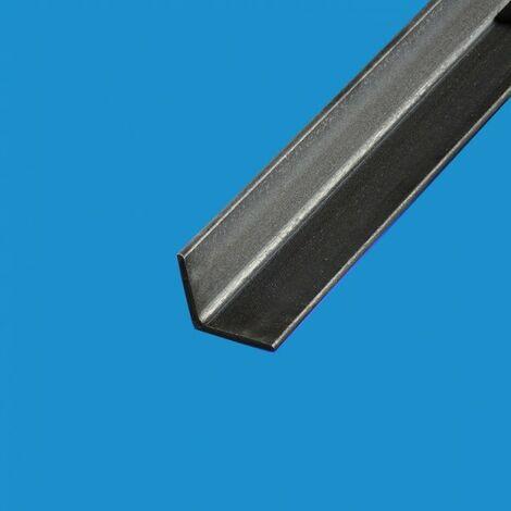 Corniere acier 30x30 Epaisseur en mm - 3 mm, Longueur en metre - 1 metre, Sections en mm - 30 x 30 mm