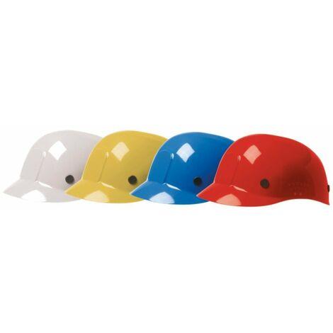 Casco ligero protección de Cabeza Bump Cap EN812   Rojo