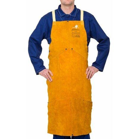 Mandil Golden Brown | 107 x 60 cm