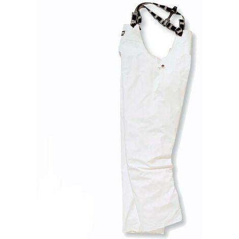 Pantalón peto para pesca (blanco) Tromsoe Bib Helly Hansen 70400 | 3XL