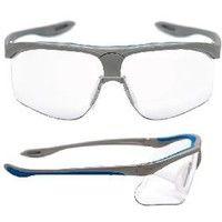 MAXIM SPORT Gafas montura plata/azul PC incolora DX 13240-00000M