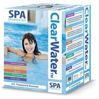 Lay-z-spa Chemical Starter Set and 2 Filter Bundle