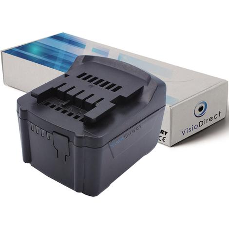 Akku 3000mAh für METABO BS 14.4 LT Compact 6.02137.55