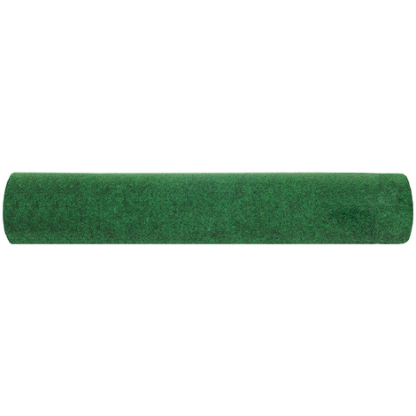 Rouleau gazon artificiel en polypropylène coloris vert - Dim : 2m x 50m- PEGANE -
