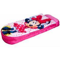 Lit gonflable pour enfants, motif disney minnie mouse - Dim : H20 x L62 x P150 cm -PEGANE-