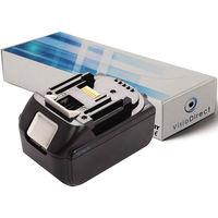 Batterie pour Makita BJS161Z cisaille à tôle 3000mAh 18V