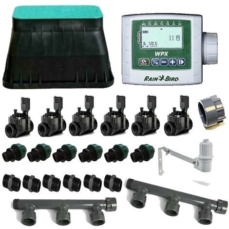 Kit d'irrigation Rain Bird 6 zones