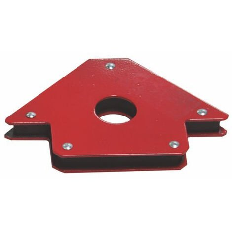 2 pcs Angles Support De Soudure R/églable 30 /° 60 /° 45 /° 90 /° Aimant Magn/étique Support De Soudage Soudeur Outil