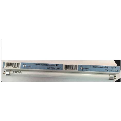 Energetic Lighting tubo EL8W2700K Mini fluorescente T5 8W 2700K G5 220 / 230V L = 286mm