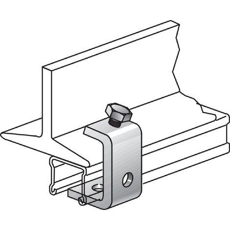 Hilti 304 193 - tornillo de banco Clip caliente galvanizado MQT-C21-F - 4-Pack