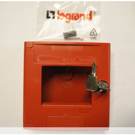Legrand 038054 - Security Box - key reserve - red