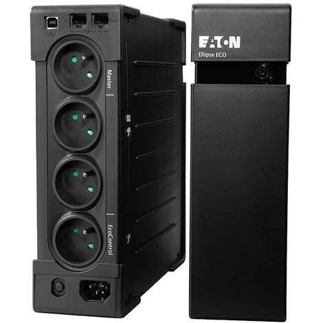 Onduleur Protection 4 PC Protection Parafoudre 650 / 400 (VA/Watts) Eaton Eco