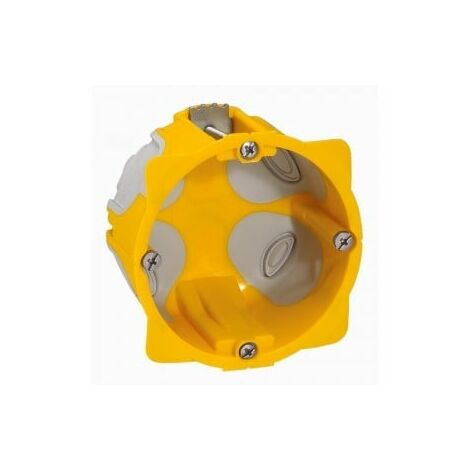 Boite Encastrement 1 Poste Legrand BATIBOX ENERGY 50MM