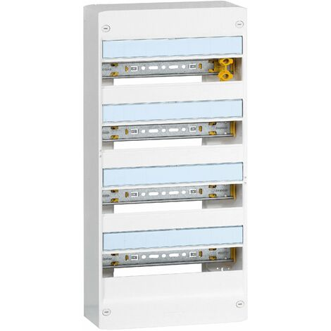 Coffret Drivia Legrand 4 Rangees 13 Modules BCA