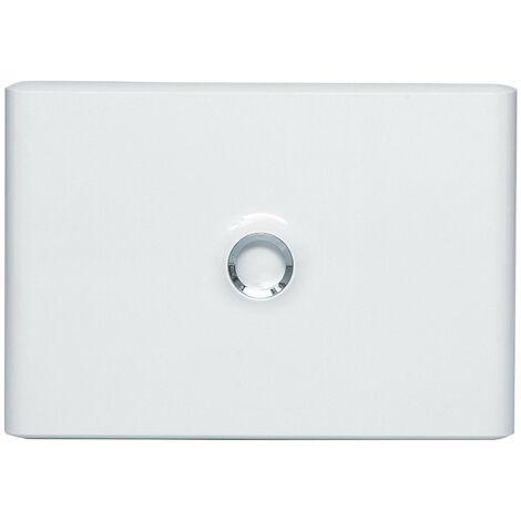 Porte Opaque pour Coffret 1 x 18 Modules Legrand Drivia
