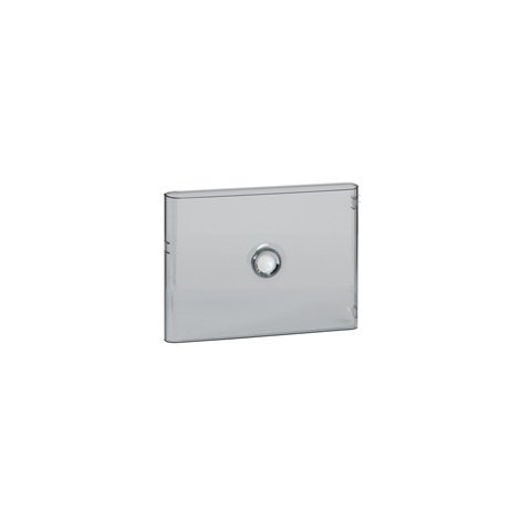 Porte Transparente pour Coffret 1 x 18 Modules Legrand Drivia