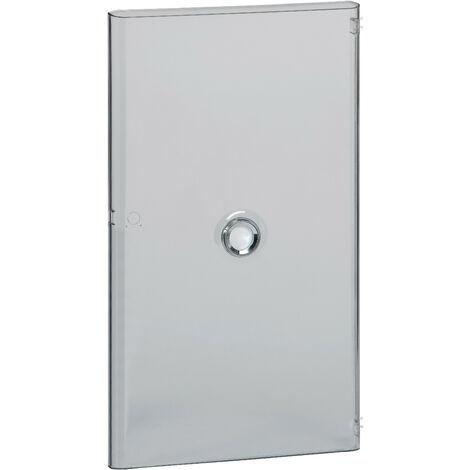 Porte Transparente pour Coffret 4 x 18 Modules Legrand Drivia
