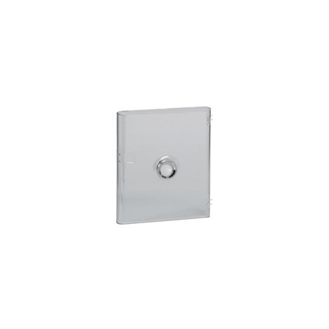 Porte Transparente pour Coffret 1 Rangee 13 Modules Legrand Drivia