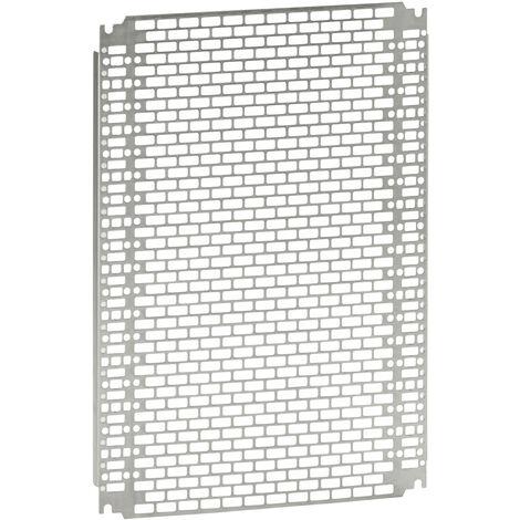 Plaque perforée Lina 25 - pour Atlantic/Inox H 300 x l 200