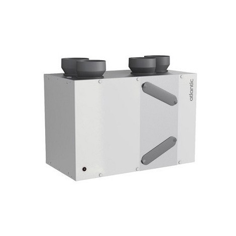 VMC Double Flux Duocosy HR - haut rendement Hygroréglable / Atlantic