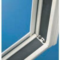 Porte Métallique Industrielle De Service L800xH2050