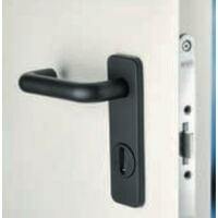 Porte Métallique Industrielle Coupe Feu 1H L1000xH2050
