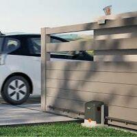 Kit Motorisation de portail coulissant NICE HOME filo 600