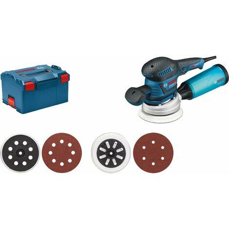 Bosch Professional Exzenterschleifer GEX 125-150 AVE, 400 W, L-BOXX - 060137B101