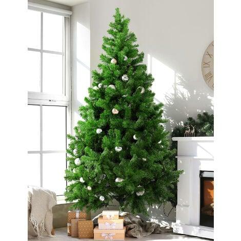 """Sapin de Noël """"Riccardo"""", Hauteur 150 cm, Extra épais, 438 branches, Effet Royal, 100 x 100 x 150 cm"""