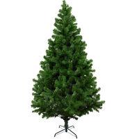 """Sapin de Noël """"Riccardo"""", Hauteur 120 cm, Extra épais, 326 branches, Effet Royal, 80 x 80 x 120 cm"""