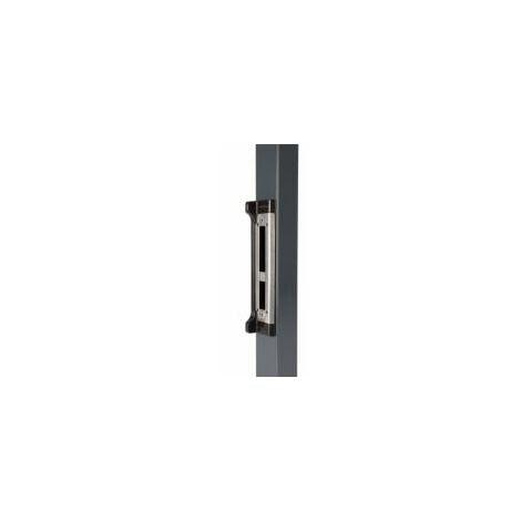 Gâche à encastrer en acier inoxydable pour FortyLock pour profil carrés de 30mm. - LOCINOX - - SFKIQF30.