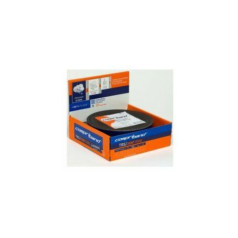 Compriband ®, joint de mousse imprégnée, rouleau de 10m, larg15 / 2-5mm TRAMICO - 1462930000.