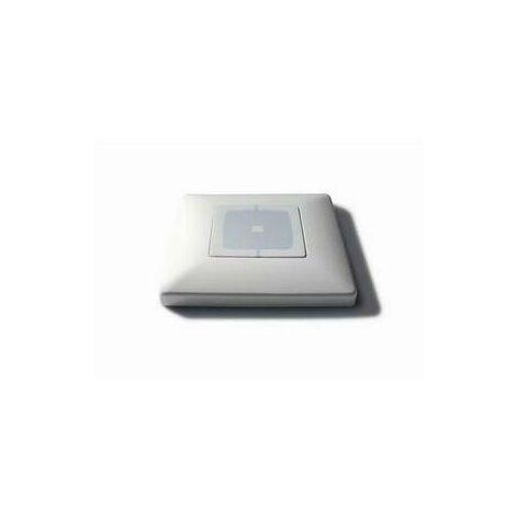 Support de télécommande NiceOpla plaque murale carré blanc NICE **Sanstélécommande** - WSW.